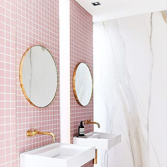 According to Pinterest, These Are the Only Marble Rooms You Need for Inspiration