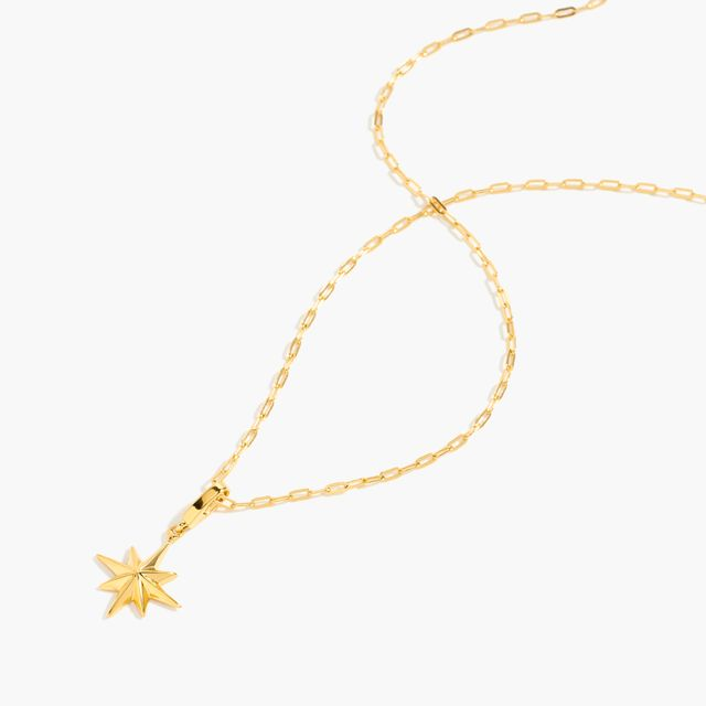 J.Crew Demi-Fine 14k Gold-Plated Star Charm