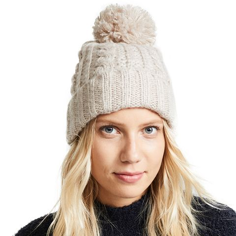 Soft Cable Beanie