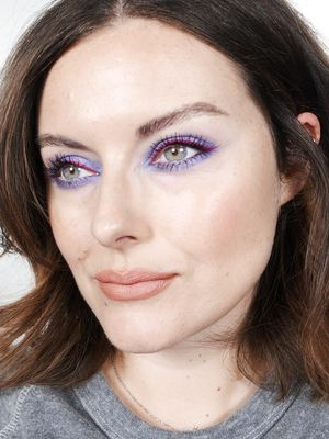 How-To: A Colourful Eye Look for Dreary Autumn Days