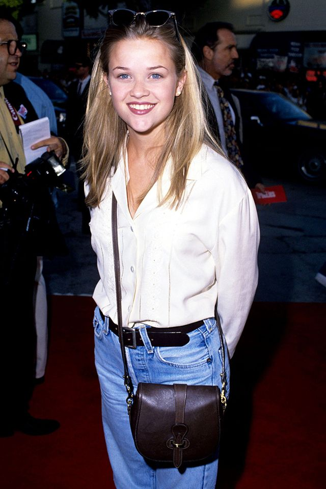 reese witherspoon, 18 years old