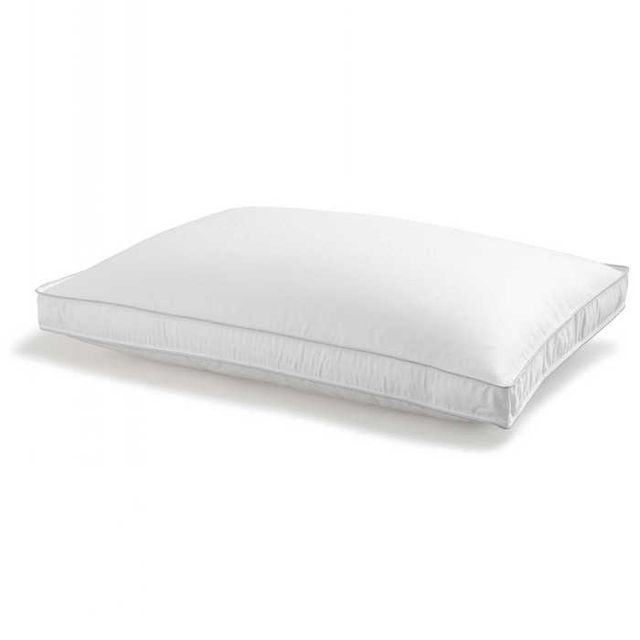Wamsutta Dream Zone White Goose Down Back Sleeper Pillow