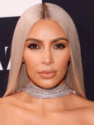 Kim Kardashian's Dermatologist Says This One Free Thing Can Improve Dark Circles