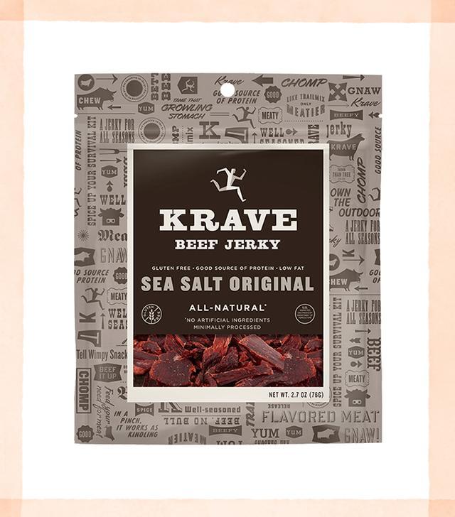 Krave Sea Salt Original Beef Jerky