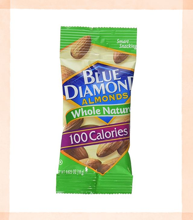 Blue Diamond Whole Natural Almonds, 100 Calorie Packs