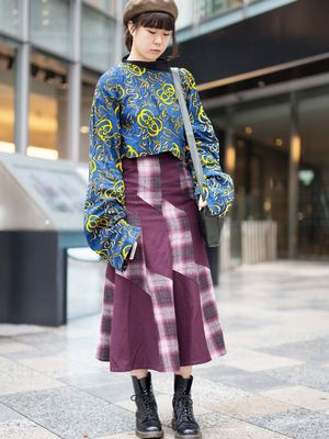5 Amazing Outfits We're Stealing From Tokyo Fashion Week Street Style