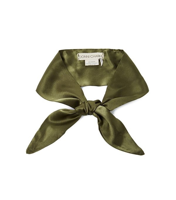 Donni Charm Silk Neck Tie