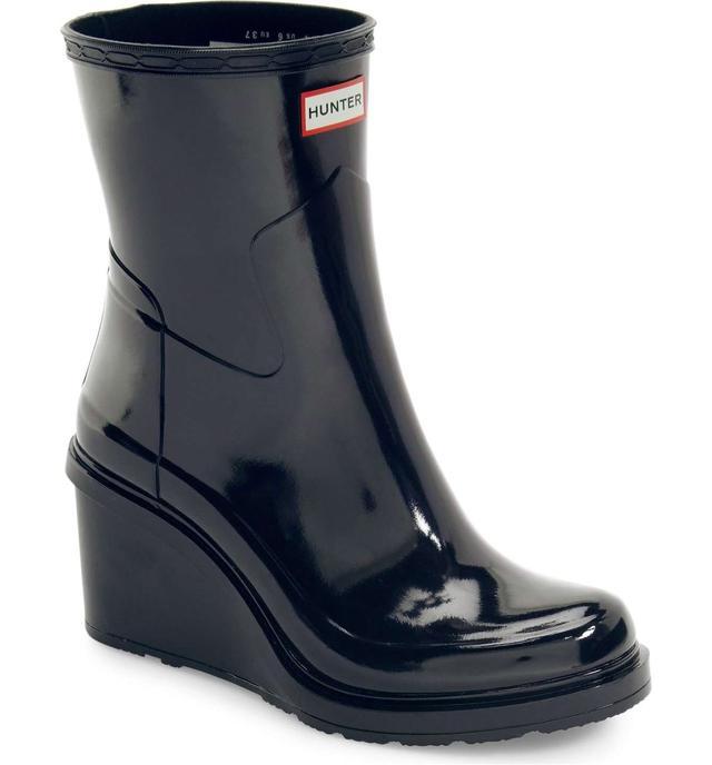 Hunter Original Refined Wedge Rain Boot