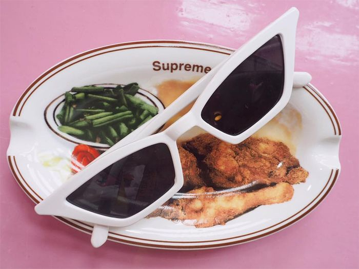 Best winter sunglasses: white frames