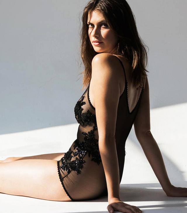 Taryn Winters Kharis Bespoke Bodysuit
