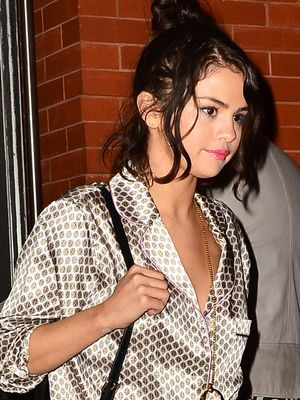 We Didn't Expect to See You Wear This With Sneakers, Selena Gomez