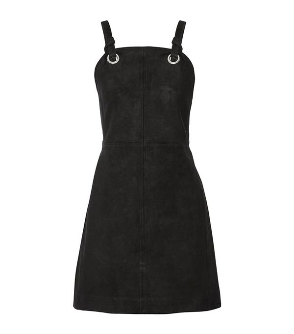 Croft Suede Mini Dress