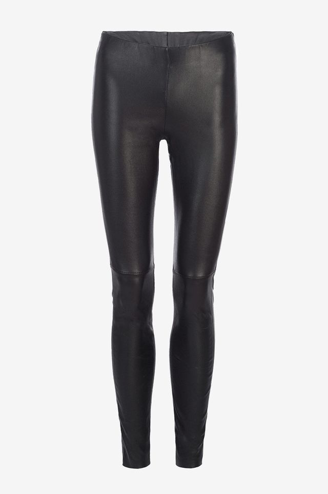 Anine Bing Leather Leggings