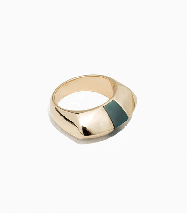 Chunky Signet Ring