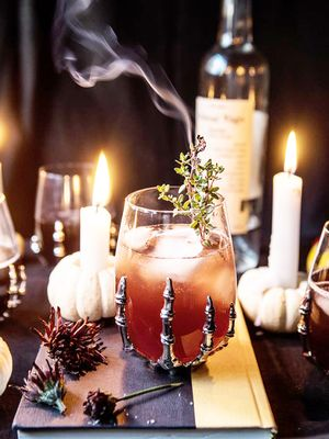 6 Halloween Cocktails That Are Just the Right Amount of Festive