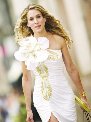 Carrie Bradshaw Wouldn't Leave Home Without These Shoes