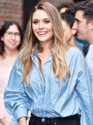 Elizabeth Olsen Says These Are the Most Comfortable Heels She Owns