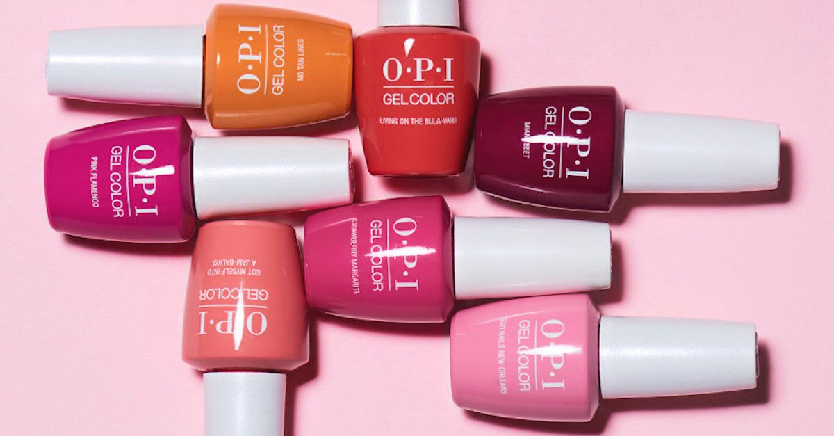 OPI Released a Non-Damaging and Easy to Remove Gel Polish | Byrdie UK