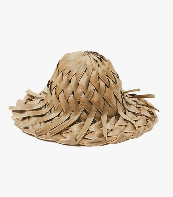 Thousand Palms Woven Hat