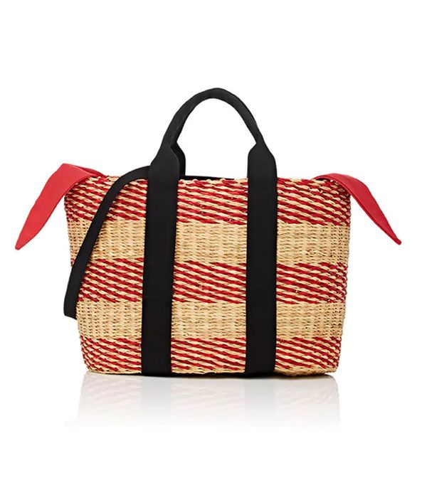 Women's Caba P Basket Bag