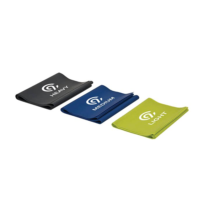 Exercise Flat Resistance Bands by C9 Champion®