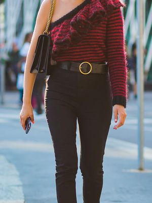 The Black Skinny Jeans Everyone Wants Right Now