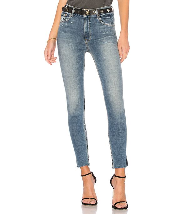 Kendall Super Stretch High-Rise Skinny Jean. - size 31 (also in 26,24,25,27,28,29)