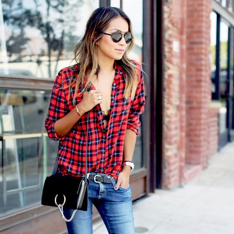 The Skinny Jean Outfits Fashion Girls All Over Are Wearing