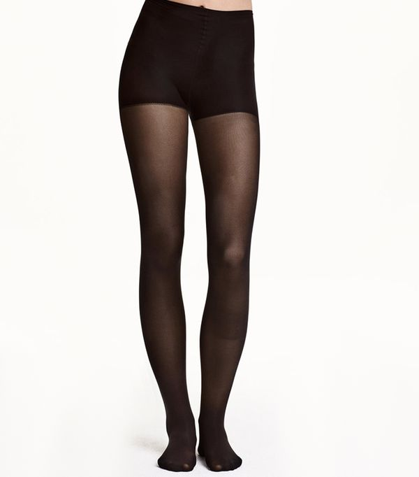H&M 50 Denier Control-Top Tights