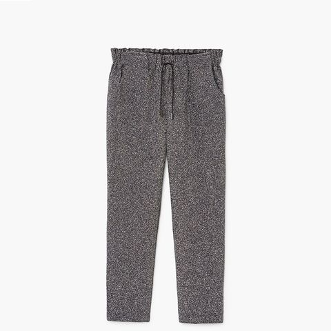 Cord Glitter Trousers