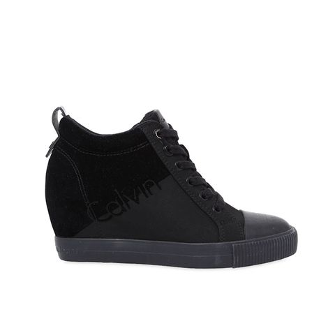 70mm Rory Nylon Wedged Sneakers