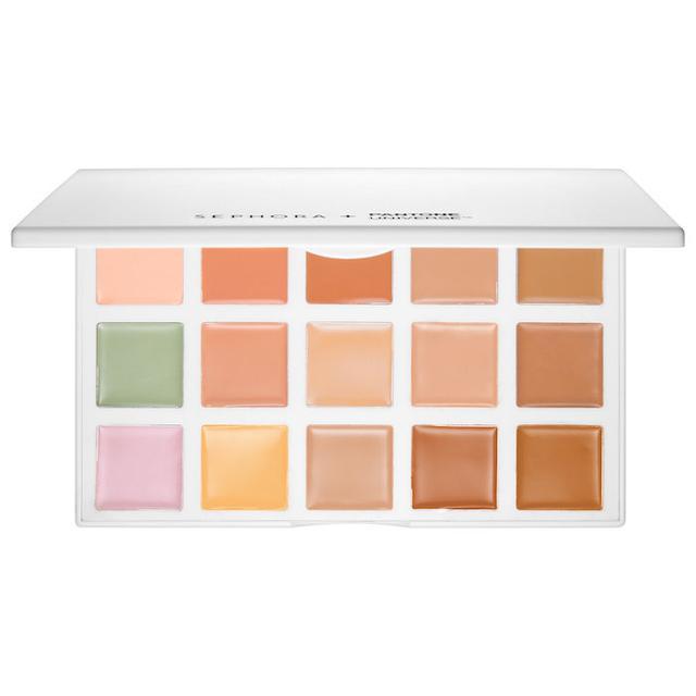 Sephora Collection + Pantone Universe Correct + Conceal Palette