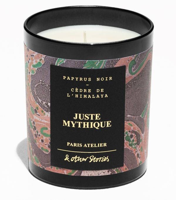 Winter candles: & Other Stories Juste Mythique Scented Candle
