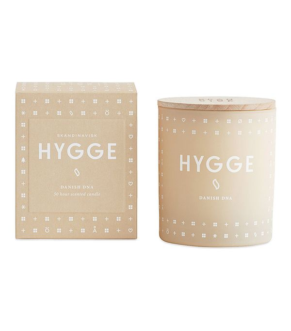 Winter candles: Scandinavisk Hygge candle