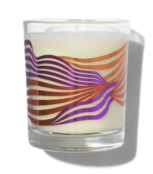 Winter candles: SpaceNK Shimmering Spice Candle