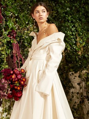 The 11 Prettiest New Wedding Dresses You Need to Pin