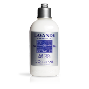 Lavender Organic Body Lotion by L'Occitane