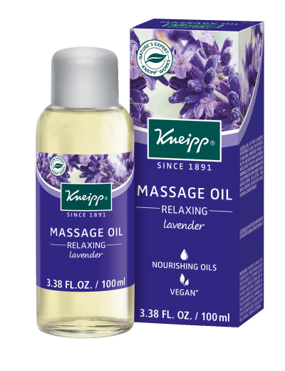 Massage Oil by Kneipp