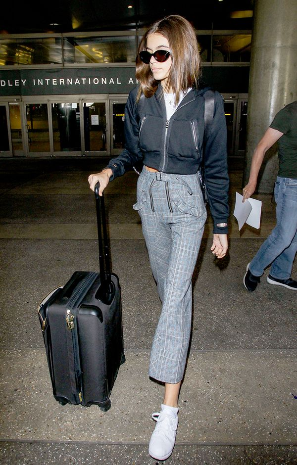 Outfit 1: Airport Style