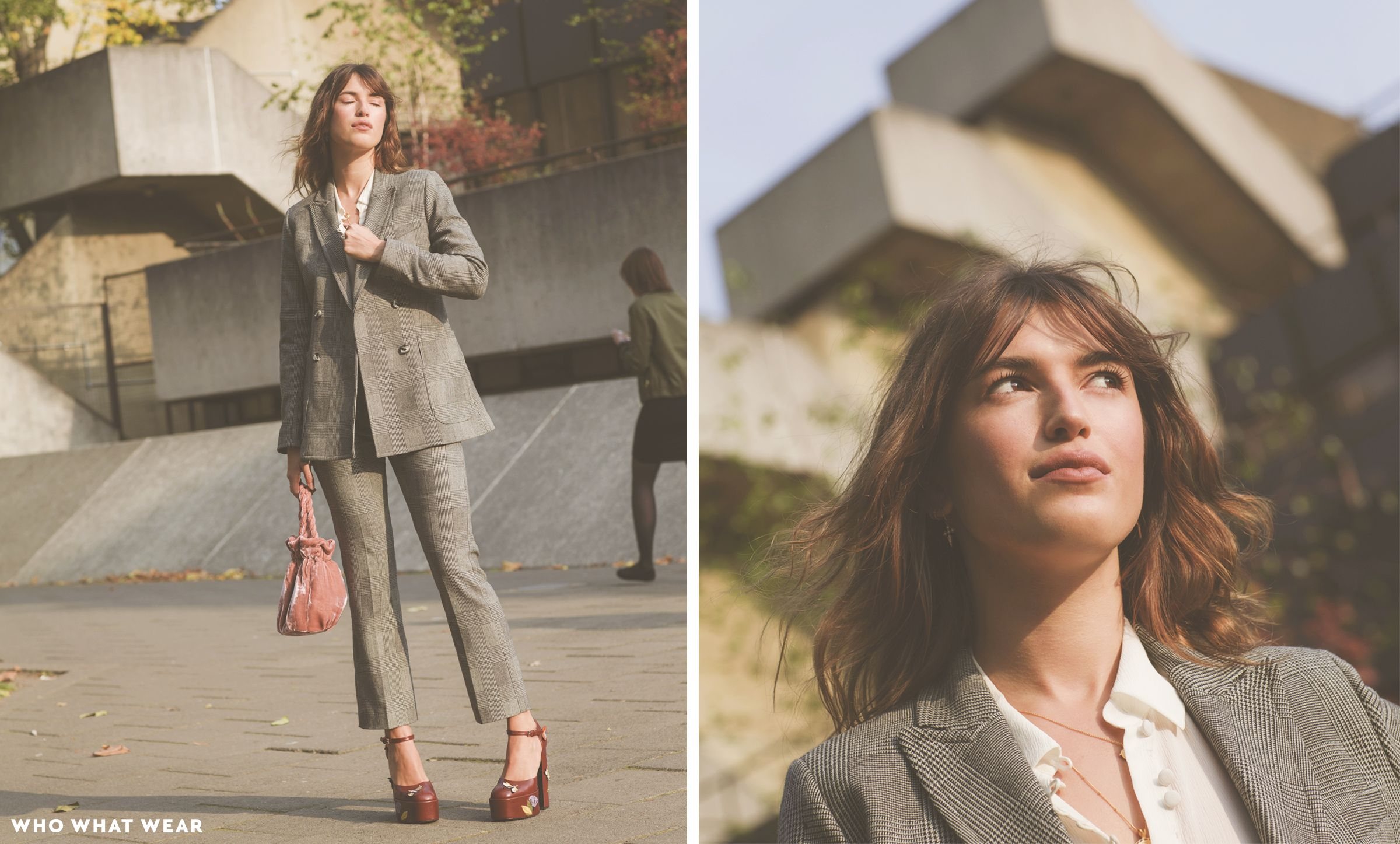 Jeanne Damas—the Ultimate French Girl—Thinks Brits Are More Stylish