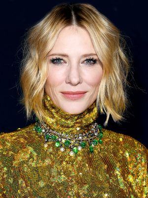 Cate Blanchett Shares the Most Important Way to Stay Sane in Today's Climate