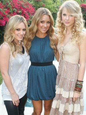 #TBT: When Taylor Swift Shared a Cover With Hilary Duff and Lauren Conrad