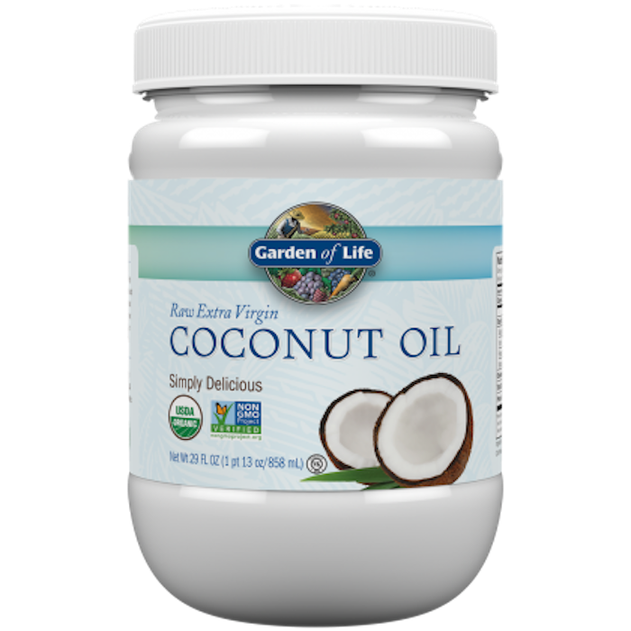 Extra Virgin Coconut Oil by Garden of Life