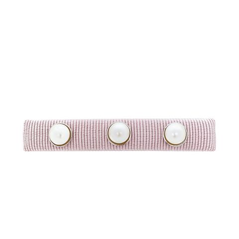 Pearl-Embellished Hairclip