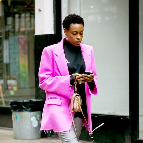 26 Street Style–Approved Ways to Wear Pink