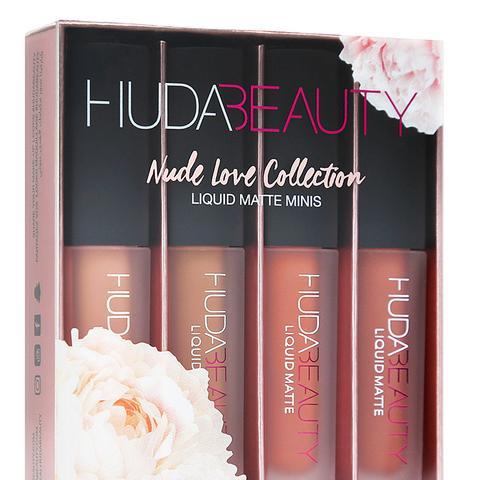 Liquid Matte Minis Nude Love Edition