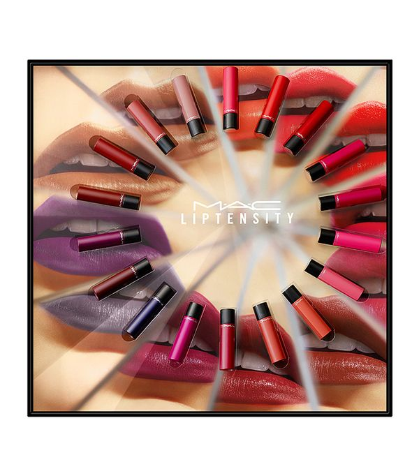 Lipstick gift sets: MAC Liptensity Lipstick Collectors Set