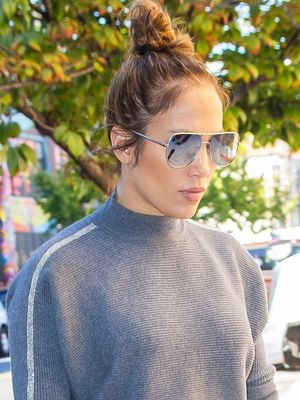 J.Lo's Version of a Groutfit Looks So Comfortable