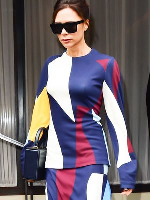 Everything VB Has Worn in and Out of Heathrow This Year