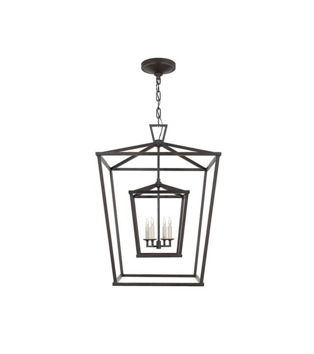 Darlana Large Double Cage Lantern